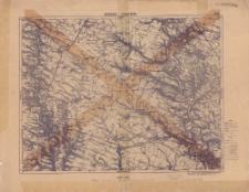 Buczacz i Czortków 4375 : podziałka 1:100.000