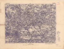 A 48 B 30 Kraków : podziałka 1:100.000