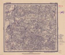A 44 B 43 XXVII-21. Stepań : podziałka 1:100.000