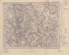 320. Fürstenberg a.d. O. (nad Odrą) : podziałka 1:100.000