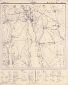 Bolgrad, Seria IX. Col. N : Maßstab 1:75.000