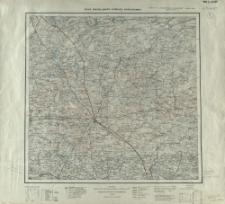 Mapa przeglądowa powiatu kowelskiego : 1:300.000
