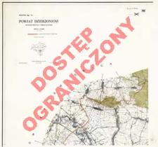 Powiat Dzierżoniów : województwo wrocławskie : skala 1:25 000