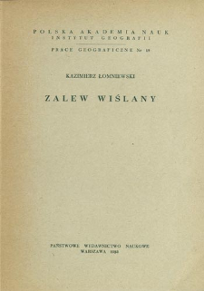 Zalew Wiślany = The firth of Vistula = Vislinskij Zaliv