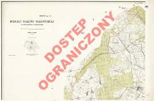 Powiat Maków Mazowiecki : województwo warszawskie : skala 1:25 000