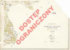 Powiat Mława : województwo warszawskie : skala 1:25 000