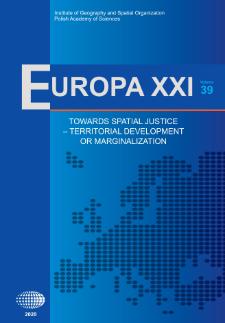 Europa XXI 39 (2020 ), Contents