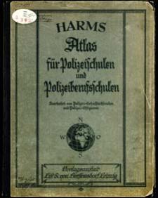 Atlas für Polizeischulen und Polizeiberufsschulen