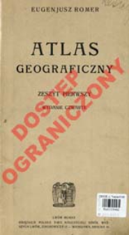 Atlas geograficzny. Z. 1