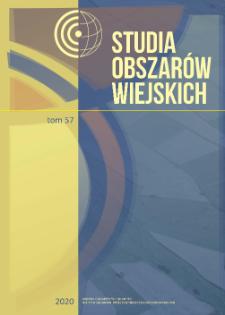 Regionalna specjalizacja produkcji rolnej w Polsce = Regional specjalization of agricultural production in Poland