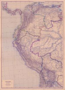 Südamerika : Nordwestblatt 1:4 000 000