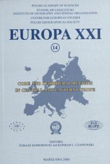 Europa XXI 14 (2006)