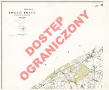 Powiat Toruń : województwo bydgoskie : skala 1:25 000