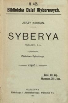 Syberya. Cz. 1