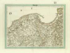 Geognostische Karte von Deutschland und den umliegenden Staaten in 42 Blättern nach den vorzüglichsten mitgetheilen Materialien. 2 Lieferung, Danzig