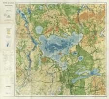 Jezioro Śniardwy i okolice : 1:50 000