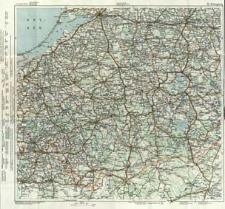 G. Freytag & Berndt Autostrassenkarten. Blatt 6, Königsberg = G. Freytag & Berndt cartes routières. Feuillet 6, Königsberg = G. Freytag & Berndt auto road maps. Sheet 6, Königsberg