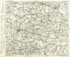 G. Freytag & Berndt Autostrassenkarten. Blatt 11, Posen (Poznań) = G. Freytag & Berndt cartes routières. Feuillet 11, Posen (Poznań) = G. Freytag & Berndt auto road maps. Sheet 11, Posen (Poznań)