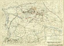Übersichts-Karte vom Industriegebiet Ost-Schlesien : Maßstab 1:200 000