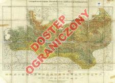 Geologisch-morphologische Übersichtskarte des norddeutschen Vereisungsgebietes