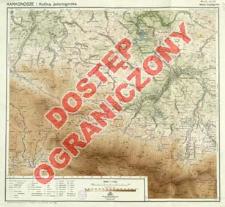 Karkonosze i Kotlina Jeleniogórska : mapa turystyczna