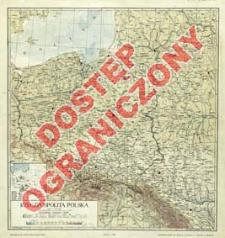 Rzeczpospolita Polska : skala 1:2 750 000