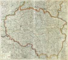 Reichsgau Wartheland : 1:300 000