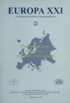 Europa XXI nr 2 (1998)