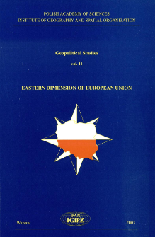Eastern dimension of European Union