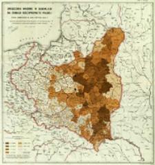 Zniszczenia wojenne w budowlach na ziemiach Rzeczypospolitej Polskiej : stan zniszczeń w dniu 1 stycz. 1923 r.