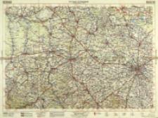 BZ-Karte. 36, Breslau : Schreiberhau, Liegnitz, Sprottau