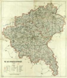 W. Ks. Poznańskie : 1:300 000