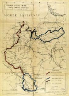 Zachodnie granice Polski : według Traktatu pokojowego z 28 czerwca 1919 r.