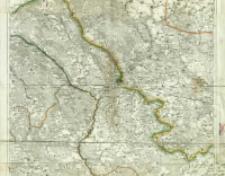 Topographisch - Militaerische Karte vom vormaligen Neu Ostpreussen oder dem jetziger Nördlichen Theil des Herzogthums Warschau nebst dem Russischen District [...]. Sect. 8