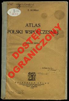 Atlas Polski współczesnej