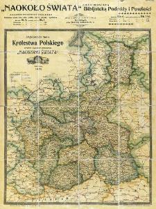 Najnowsza Mapa Królestwa Polskiego