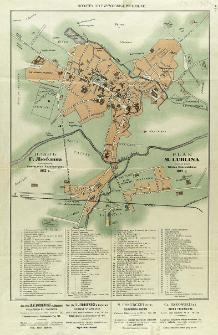 Plan m. Lublina = Plan g. Lûblina