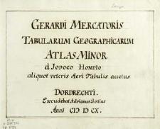 Atlas minor