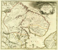 Lapponia Russica cum adjacentibus Regionibus