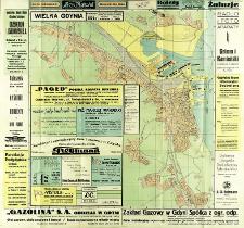 Plan Wielkiej Gdyni : Skala 1:15 000