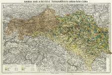 Rozsiedlenie ludności polskiej w Galicyi = Siedelungsverhältnisse der polnischen Nation in Galizien