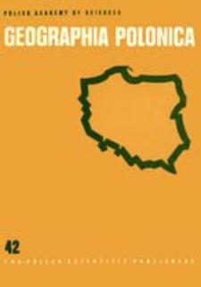 Geographia Polonica 42 (1979)