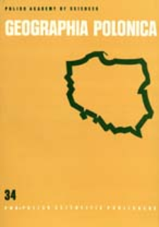 Geographia Polonica 34 (1976)