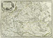 Germano-Sarmatia in qua Populi maiores Venedi et Aestiaei Peucini et Bastarnae in minores Populos divisi ad hodiernam locorum, et Regionum positionem respondent