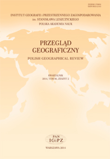 Koncepcja Rimlandu Nicholasa Spykmana i jej konsekwencje geopolityczne = The Rimland concept of Nicholas Spykmanand its geopolitical consequences