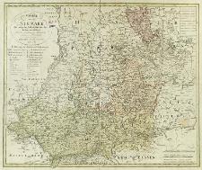 Charte von der Neumark die ursprünglichen Kreise derselben vorstellend