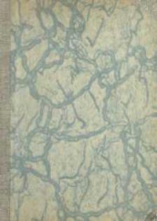 Pamiętnik Fizyjograficzny T. 25 (1918)