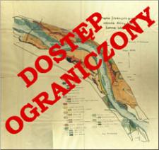 Mapka fitosocjologiczna odcinka doliny Wisły. Łomna - Warszawa : skala 1:25 000