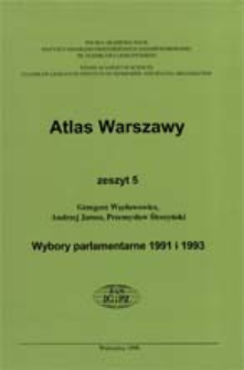 Wybory parlamentarne 1991 i 1993