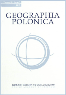 The ethnic structure of Poland in geographical research